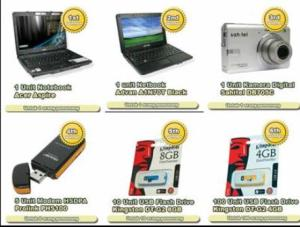 Hadiah Alnect.net Blog Contest Periode I